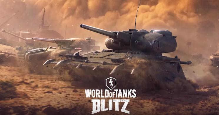 Скачать World of Tanks Blitz на андройд